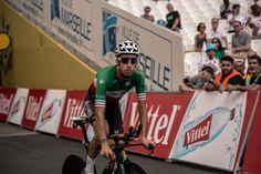 Astana's Fabio Aru does a little pre-stage Tour de France reconnaissance.