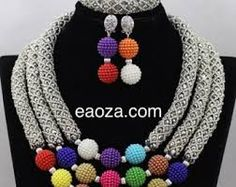 Image result for nigerian beads designs