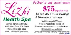 father's day spa specials johannesburg