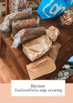 TooGoodToGo mijn ervaring – Natizavdl Paper Shopping Bag, Decor, Decorating, Inredning, Interior Decorating, Deck, Dekoration, Decoration, Deco
