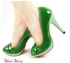 Okay, I don't wear heels, but if I did... :)