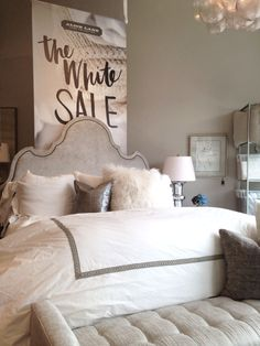 This king bed done u