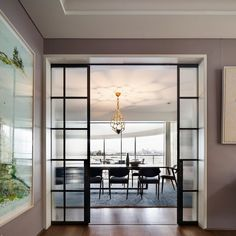 wide kitchen door from living room - Google Search