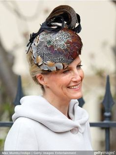 Countess of Wessex, April 5, 2015 | Royal Hats