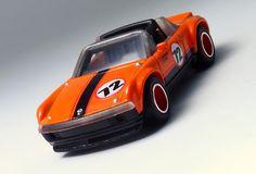Porsche 914-6 - Hot Wheels