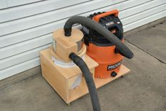 Compact Dust Collector: 22 Steps (with Pictures)