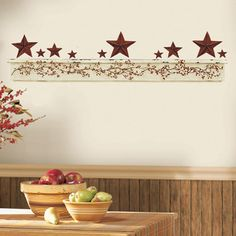 Found it at Wayfair - Primitive Arch Peel and Stick Wall Decal