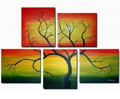 Wild Tree - Canvas Wall Art - WhiteWalls