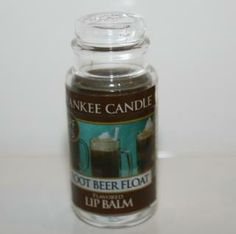 Yankee Candle Lipbalm--Root Beer Float