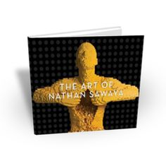 The Art of Nathan Sawaya Hardback. www.artofcraft.com