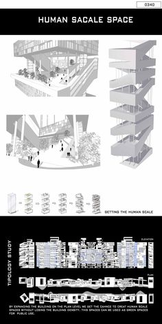 Vertical Streetscape - eVolo | Architecture Magazine More