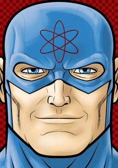 Atom by Thuddleston.deviantart.com on @DeviantArt