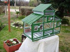 jaulas grandes para aves caseras - Pesquisa Google