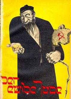 NAZI ANTI-JEWISH PROPAGANDA