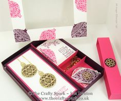 Stampin' Up! Demonstrator Lea Denton -Ultimate International PINK Blog Hop in honour of Breast Cancer Awareness Month     Welcome to the fi...