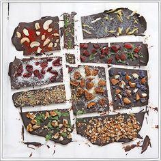 Tablette de chocolat maison - Gourmandise - Petits Béguins