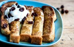 French Toast Recipe - Kids Recipes - Great British Chefs