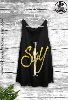 Hey, I found this really awesome Etsy listing at https://www.etsy.com/listing/294318021/i-slay-womens-summer-tank-top-beyonce