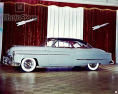 1950 Oldsmobile 98 Holiday Coupe