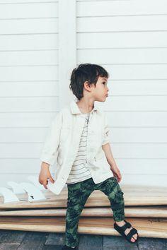 ZARA - #zaraeditorial - KIDS - SUMMER COLLECTION | BABY BOY
