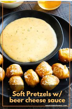 easy homemade pretzel bites for snacking party appetizers or for company entertaining. Soft chewy and hot! Homemade Ranch Dip, Homemade Soft Pretzels, Pretzels Recipe, German Appetizers, Easy Appetizer Recipes, Appetizers For Party, Dip Recipes, Tailgating Recipes, Tailgate Food