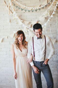 NINA weddings | Ultieme Hipster bruiloft - NINA weddings