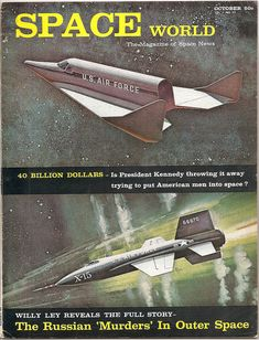 X-20 Dyna-Soar and X-15
