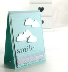POOTLES Stampin Up Smile Away the Clouds 2