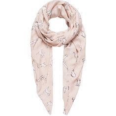 MEOW SCARF (47 CAD) ❤ liked on Polyvore featuring accessories and scarves
