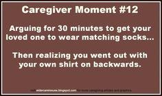 Caregivers need humorous memes too!