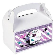 Vampirina Gable Box Labels/Gable Box Labels /Vampirina Birthday Party / Digital/ Printable/Printed