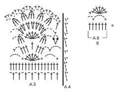 """Hæklet DROPS top i """"Cotton Merino"""" med hulmønster og rundt bærestykke, hæklet ovenfra og ned. Str S - XXXL Gratis opskrifter fra DROPS Design."""