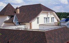 Красивая крыша – это важная составляющая часть в достижении эффектного архитектурного ансамбля. Кроме того, удачно выбранный материал дл...