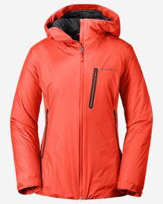 c56655db826 Women's Bc Evertherm Down Jacket - Pimento | Eddie Bauer Mens Winter Coat,  Winter Gear