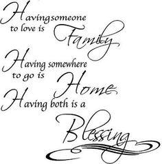 I ♥ My Family