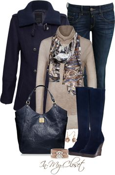 """""""Fall - #88"""" by in-my-closet ❤ liked on Polyvore"""