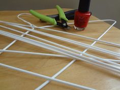 DIY Blocking wires!