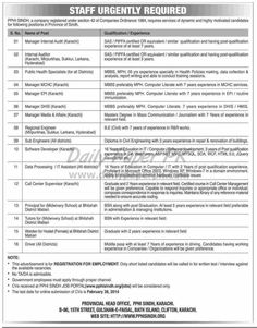 Faisalabad Waste Management Company Fwmc Jobs  Chief Financial