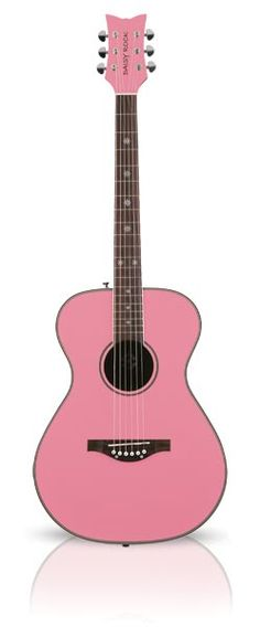 Daisy Rock Guitars For Girls Including Acoustic, Electric, Wildwood Short Scale, Rock Candy, Pixy & More!