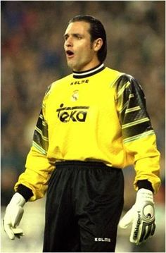 Cañizares. Real Madrid