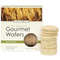 Gourmet Wafers Natural 4 pack ** Check this awesome product by going to the link at the image. Gourmet Cookies, Bite Size, Robot, Image Link, Snacks, Canning, Amazon, Awesome, Natural