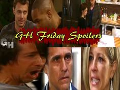 General Hospital Spoilers: Jason Reacts To Franco, Jake News - Carly Snaps at Sonny - Julian's Death Drives Alexis Off the Wagon