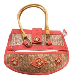20% discount on Jute Wooden Handle at Craftshopsindia.com