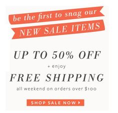 Memorial Day Weekend Sale with Stella & Dot!