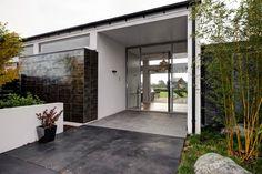 2015 Gold Award Winner Preston Downs Home Award Winner, Preston, Cladding, Entrance, Awards, Garage Doors, Space, Outdoor Decor, House