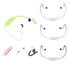 New Free Shipping Wireless Card Headset FM Sports MP3-SH-W3 Playing Running Hanging Ears Headphone $503.11 Wireless In Ear Headphones, Headset, Ears, Snoopy, Free Shipping, Running, Sports, Headphones, Hs Sports