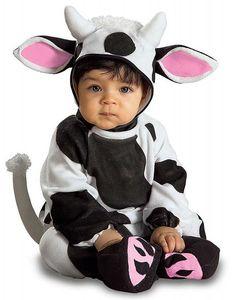 Faschingskostüm Kuh für Babys #sparbaby