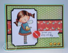 Penelope by TracyMac - Cards and Paper Crafts at Splitcoaststampers
