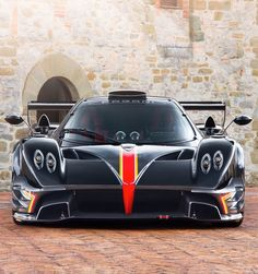 The Pagani Zonda Revolucion is the apex of the celebration of performance, technology and art applied to a track car. Horacio Pagani and his team have created a car designed to amaze both on the track and in a car collection.