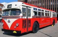 1953 Scania C50 Metropol